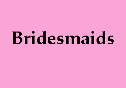 Bridesmaids Logo